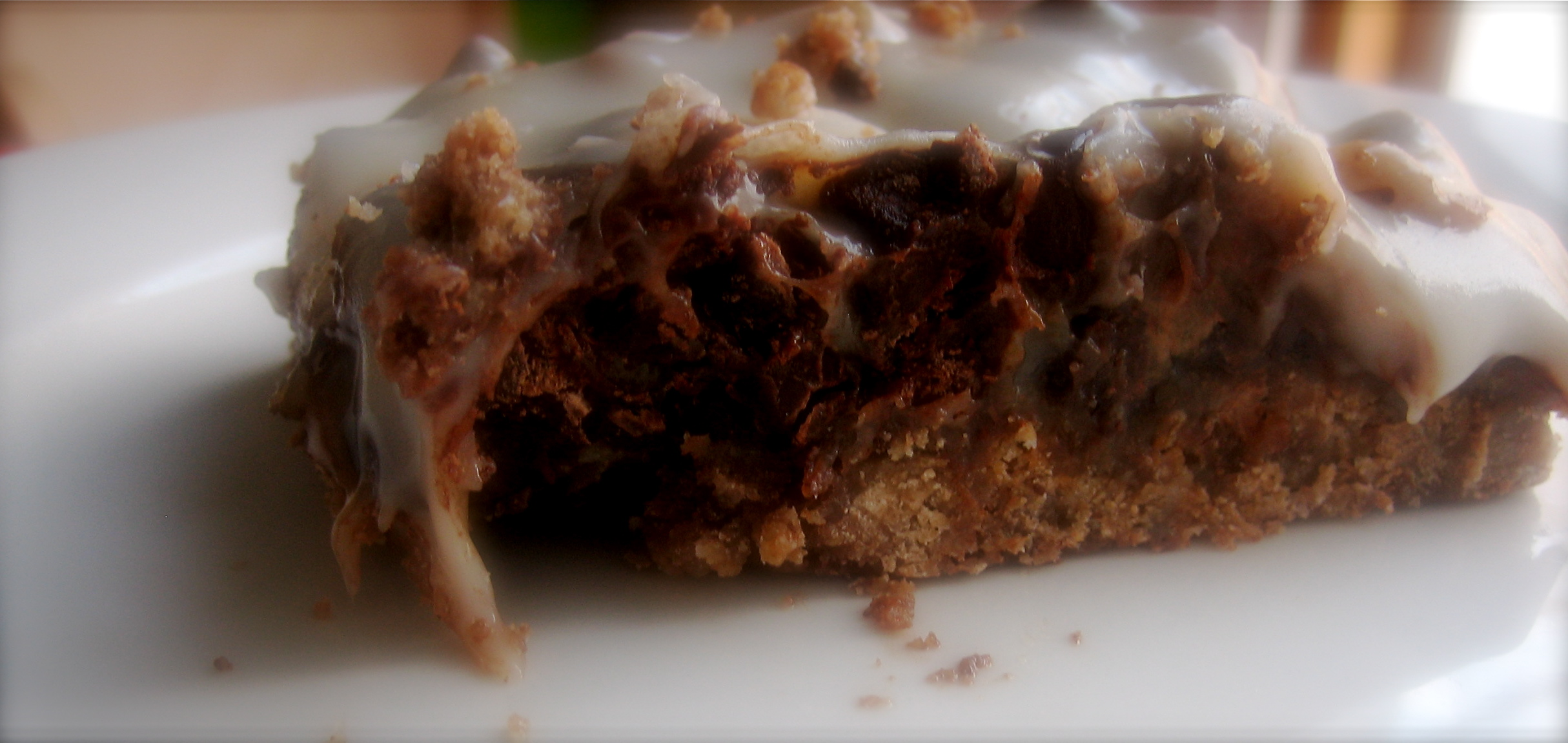 Recipe for Gluten Free, Egg-Free, Dairy-Free Ooey Gooey Bars