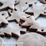 Gluten-Free Salt Dough Ornaments