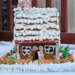 Go Ahead Honey, It's Our Gluten-Free Gingerbread House