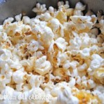 Homemade Popcorn