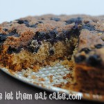 Gluten-Free, Egg-Free, and Dairy-Free Blueberry Buckle
