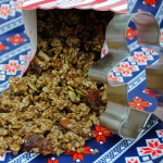 Gingerbread Granola For A Gluten-Free Holiday