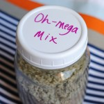 Oh Mega Mix – Foods That Heal