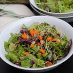 Easy Peasy Crunchy Chopped Salad