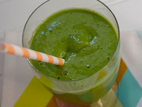 Kiwi & Avocado Smoothie 3-1