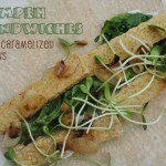 Tempeh Sandwiches with Caramelized Onions