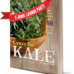Kale Salad with Sweet & Creamy Dressing