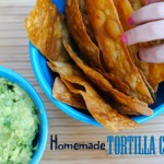 Homemade Gluten-Free Tortilla Chips