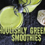 Ghoulishly Green Smoothie Recipe – Kid-Friendly