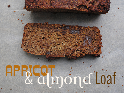Apricot & Almond loaf