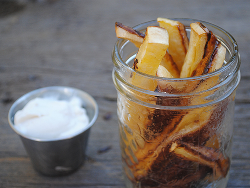 Rutabaga Fries 2