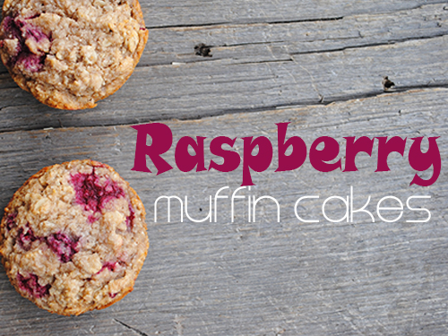Raspberry Muffin Cakes1