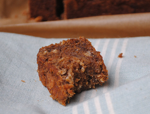 Moist and Delicious #GFree and #Vegan Banana Bread from She Let Them Eat Cake.com